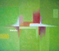 antoine-cavalier-collection-abstraite-23-hawaii-trip-vert-tableau-vendu